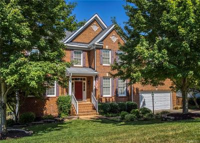 Midlothian Single Family Home For Sale: 1419 Lundy Terrace