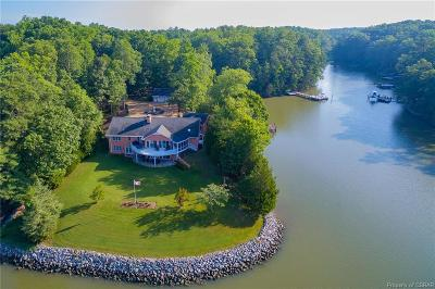 Weems Single Family Home For Sale: 193 Peake Road