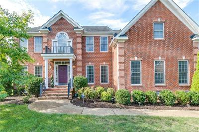Glen Allen Single Family Home For Sale: 5913 Barnstable Court