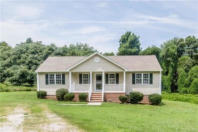 Single Family Home For Sale: 5040 Church Drive