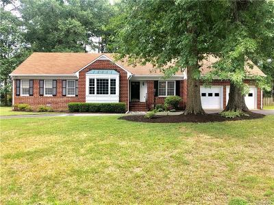 Henrico Single Family Home For Sale: 1507 Jonquill Drive