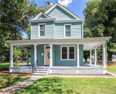 Richmond Single Family Home For Sale: 3313 2nd Avenue