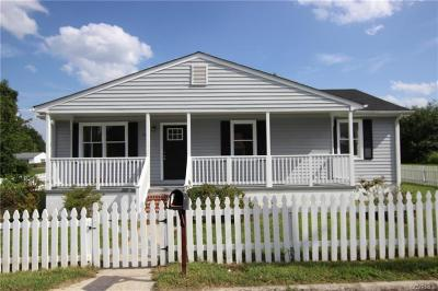 Hopewell Single Family Home For Sale: 2400 Raleigh Street