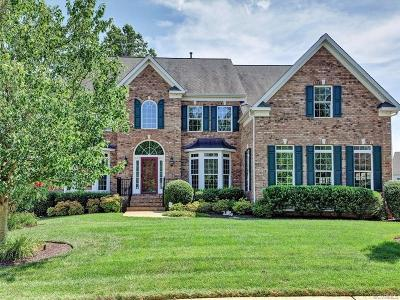 Single Family Home For Sale: 14349 Charter Landing Drive