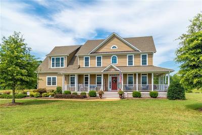 Powhatan Single Family Home For Sale: 3323 Copeland Way