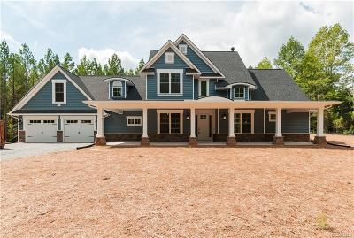 Hanover Single Family Home For Sale: Lot 3 Avalon Woods Road