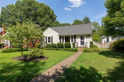 Richmond Single Family Home For Sale: 5017 E Seminary Avenue