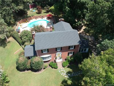 Henrico Single Family Home For Sale: 8200 Notre Dame Drive