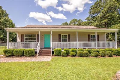 Single Family Home For Sale: 4608 Woodstream Drive