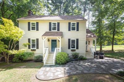 Midlothian Single Family Home For Sale: 3211 Barnes Spring Terrace