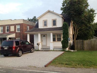 Henrico Rental For Rent: 1311 Byron Street
