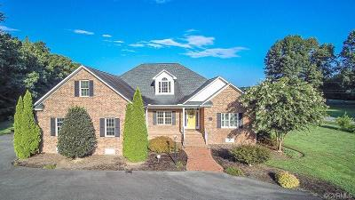 Mechanicsville Single Family Home For Sale: 10389 Smithport Drive