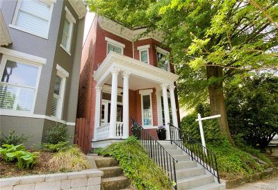 Richmond Single Family Home For Sale: 2225 W Grace Street