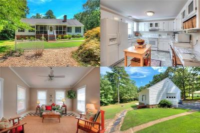 Single Family Home For Sale: 17401 Le Master Road