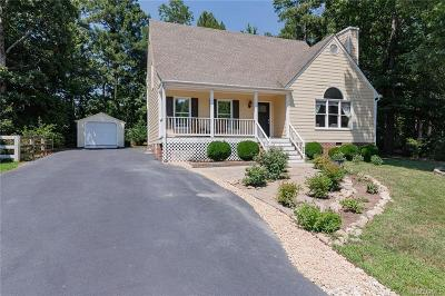 Henrico Single Family Home For Sale: 2384 Horsley Drive