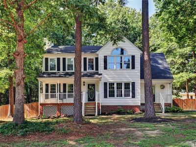 Chesterfield Single Family Home For Sale: 7806 Bold Forbes Lane