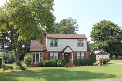 Henrico Single Family Home For Sale: 10 Lee Avenue