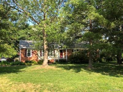 Henrico Single Family Home For Sale: 1401 Edenburry Drive
