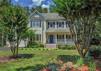 Henrico Single Family Home For Sale: 11400 Fairfield Green Court