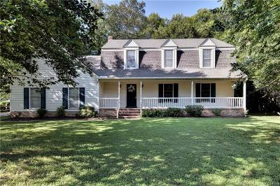 Single Family Home For Sale: 3344 Timber Ridge