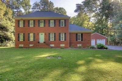 Bumpass Single Family Home For Sale: 2182 Gammon Town Road