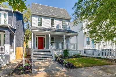Richmond Single Family Home For Sale: 618 Chimborazo Boulevard