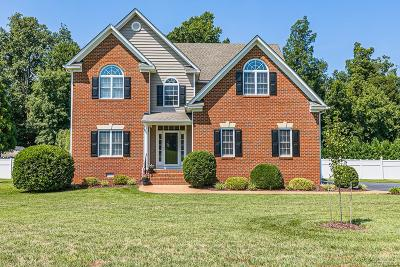 Single Family Home For Sale: 7058 Daffodil Road