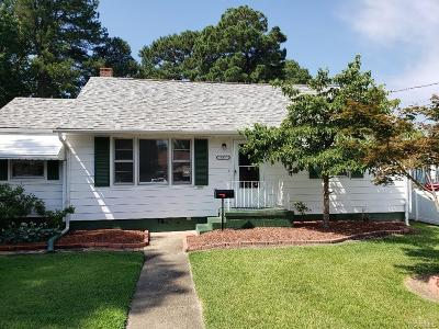 Colonial Heights Single Family Home For Sale: 517 Battery Place