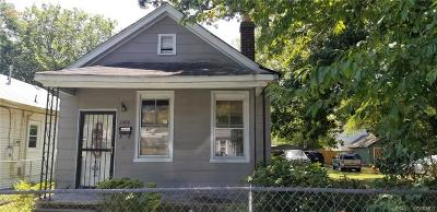 Richmond Single Family Home For Sale: 2406 Halifax Avenue