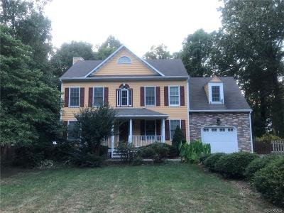 Chesterfield Single Family Home For Sale: 11404 Holly Arbor Drive