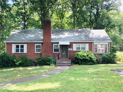 Henrico Single Family Home For Sale: 7410 Biscayne Road