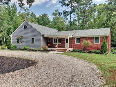 Chesterfield Single Family Home For Sale: 11311 Bundle Road