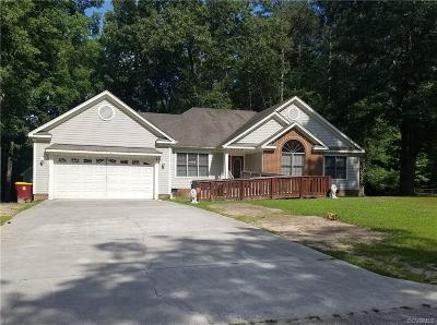 Single Family Home For Sale: 2821 Brierwood Road