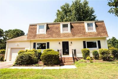 Single Family Home For Sale: 8156 Indian Springs Road
