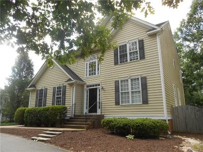 Henrico Single Family Home For Sale: 9895 Ridgefield