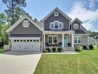 Midlothian Single Family Home For Sale: 3931 Graythorne Drive