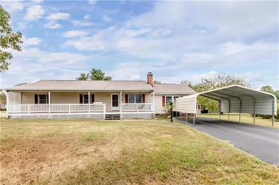 Mechanicsville VA Single Family Home For Sale: $230,000