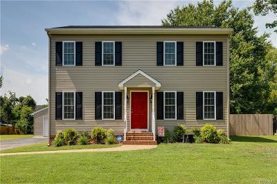Mechanicsville Single Family Home For Sale: 6987 Brooking Way