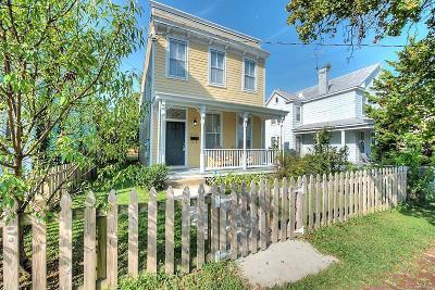 Richmond Single Family Home For Sale: 2121 Fairmount Avenue