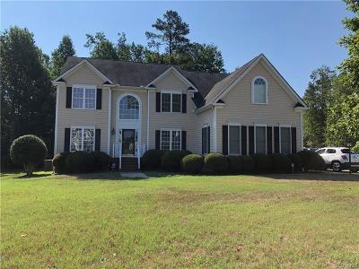 Chester Single Family Home For Sale: 13631 Silverdust Lane