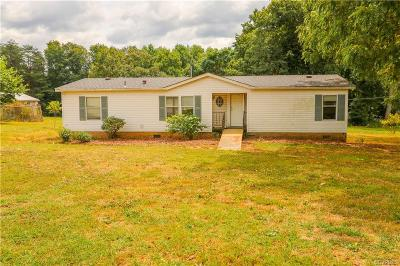 Louisa Single Family Home For Sale: 12650 Shannon Hill Road