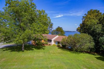 Lancaster Single Family Home For Sale: 162 Chiltons Point Road
