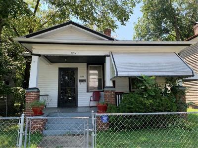 Petersburg Single Family Home For Sale: 1134 W High Street