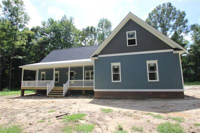 Mechanicsville Single Family Home For Sale: 2139 Piping Tree Ferry Road