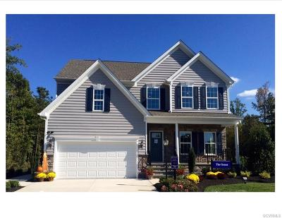 Chesterfield VA Single Family Home For Sale: $369,990