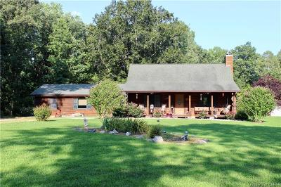 Heathsville Single Family Home For Sale: 219 High Point Trail