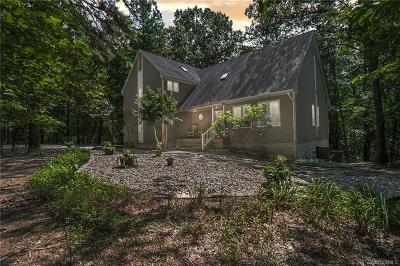 Hanover County Single Family Home For Sale: 15176 Rockford Road