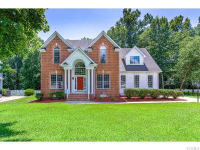 Chesterfield VA Single Family Home For Sale: $439,950