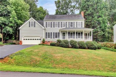 Midlothian Single Family Home For Sale: 1537 Winbury Drive