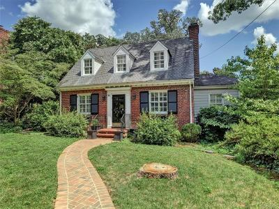 Richmond Single Family Home For Sale: 805 Saint Christophers Road